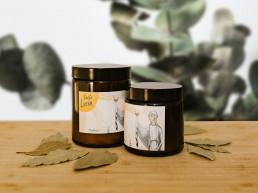 Santa Lucia - orzeźwiająca świeca zapachowa